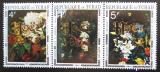 Poštovní známky Čad 1972 Umění, přetisk vánoce Mi# 607-09 Kat 5.50€