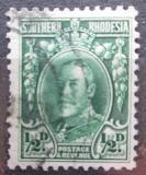 Poštovní známka Jižní Rhodésie, Zimbabwe 1931 Král Jiří V. Mi# 15 A