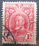 Poštovní známka Jižní Rhodésie, Zimbabwe 1931 Král Jiří V. Mi# 16 D