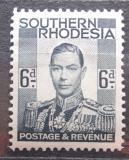 Poštovní známka Jižní Rhodésie,Zimbabwe 1937 Král Jiří VI. Mi# 46