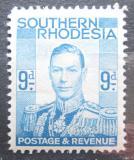 Poštovní známka Jižní Rhodésie,Zimbabwe 1937 Král Jiří VI. Mi# 48