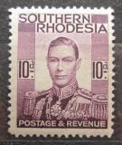 Poštovní známka Jižní Rhodésie,Zimbabwe 1937 Král Jiří VI. Mi# 49