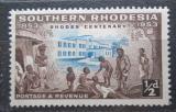 Poštovní známka Jižní Rhodésie,Zimbabwe 1953 Lékařská prohlídka Mi# 73