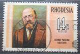 Poštovní známka Rhodésie, Zimbabwe 1974 George Pauling Mi# 139