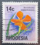 Poštovní známka Rhodésie, Zimbabwe 1974 Wormskioldia longepedunculata Mi# 149
