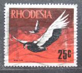 Poštovní známka Rhodésie, Zimbabwe 1970 Orlík kejklíř Mi# 98
