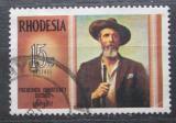 Poštovní známka Rhodésie, Zimbabwe 1971 Frederick Courtney Selous Mi# 107