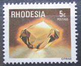 Poštovní známka Rhodésie, Zimbabwe 1978 Zitrin Mi# 209