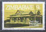 Poštovní známka Zimbabwe 1980 Pošta v Umtali Mi# 249