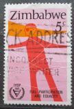 Poštovní známka Zimbabwe 1981 Mezinárodní rok postižených Mi# 251
