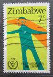 Poštovní známka Zimbabwe 1981 Mezinárodní rok postižených Mi# 252