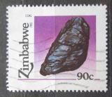 Poštovní známka Zimbabwe 1993 Uhlí Mi# 497