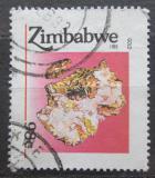 Poštovní známka Zimbabwe 1993 Zlato Mi# 498