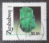 Poštovní známka Zimbabwe 1993 Smaragd Mi# 499