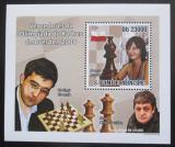 Poštovní známka Svatý Tomáš 2009 Šachová olympiáda v Drážďanech Mi# 4141 Block