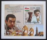 Poštovní známka Svatý Tomáš 2009 Šachová olympiáda v Drážďanech Mi# 4143 Block
