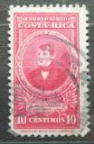 Poštovní známka Kostarika 1943 Prezident Juan Mora Fernández Mi# 312