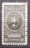 Poštovní známka Kostarika 1948 Prezident Juan Mora Fernández Mi# 313