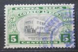 Poštovní známka Kostarika 1946 Nemocnice v San José Mi# 386