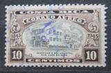 Poštovní známka Kostarika 1946 Nemocnice v San José Mi# 387