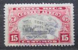 Poštovní známka Kostarika 1946 Nemocnice v San José Mi# 388