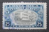 Poštovní známka Kostarika 1946 Nemocnice v San José Mi# 389