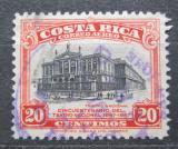 Poštovní známka Kostarika 1948 Národní divadlo Mi# 435