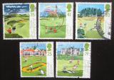 Poštovní známky Velká Británie 1994 Golfový klub Mi# 1522-26 Kat 6€