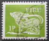 Poštovní známka Irsko 1969 Pes ze starodávné brože Mi# 211 A