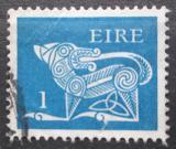Poštovní známka Irsko 1971 Pes ze starodávné brože Mi# 251 XA