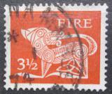 Poštovní známka Irsko 1971 Pes ze starodávné brože Mi# 256 XA