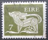 Poštovní známka Irsko 1975 Pes ze starodávné brože Mi# 318 A