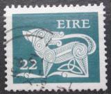 Poštovní známka Irsko 1981 Pes ze starodávné brože Mi# 447
