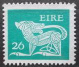 Poštovní známka Irsko 1982 Pes ze starodávné brože Mi# 462