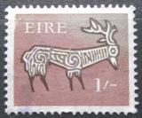 Poštovní známka Irsko 1969 Jelen Mi# 221