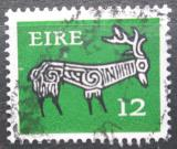 Poštovní známka Irsko 1977 Jelen Mi# 359