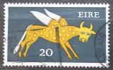 Poštovní známka Irsko 1971 Okřídlený býk Mi# 263 XA
