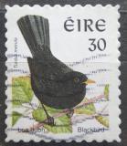 Poštovní známka Irsko 1998 Kos černý Mi# 1058