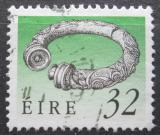 Poštovní známka Irsko 1991 Dřevěná ozdoba Mi# 775
