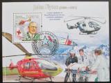Poštovní známka Poštovní známky Guinea-Bissau 2009 John Flynn Mi# Block 737 Kat 14€