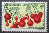 Poštovní známka Čad 1969 Parkia biglobosa Mi# 272