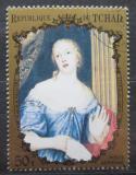Poštovní známka Čad 1971 Louise de La Valliere Mi# 406