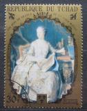 Poštovní známka Čad 1971 Madame de Pompadour Mi# 367