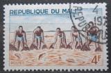 Poštovní známka Mali 1966 Tradiční rybolov Mi# 126