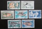 Poštovní známky Mali 1960 Ryby Mi# 6-12