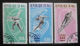 Poštovní známky Poštovní známky Mali 1976 ZOH Innsbruck Mi# 519-21
