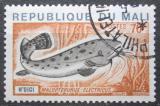 Poštovní známka Mali 1975 Pasumec elektrický Mi# 483