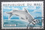 Poštovní známka Mali 1975 Hydrocyon forskali Mi# 485