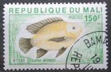 Poštovní známka Mali 1976 Tilapia monodi Mi# 545