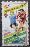 Poštovní známka Mali 1981 MS ve fotbale Mi# 835